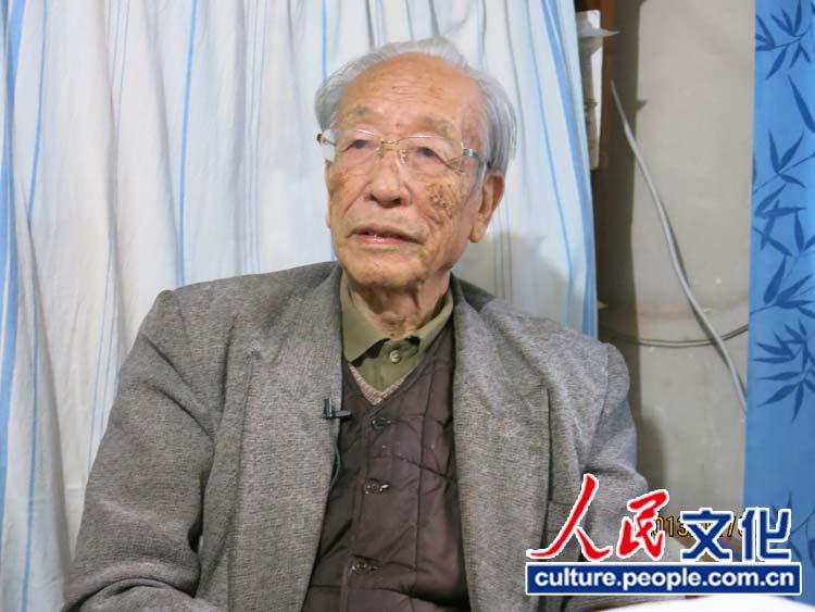 92岁谢辰生谈文物破坏:根本性问题是金钱挂帅