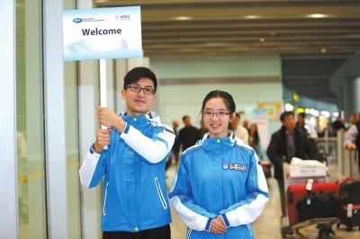 APEC志愿者服装-秀-中国风