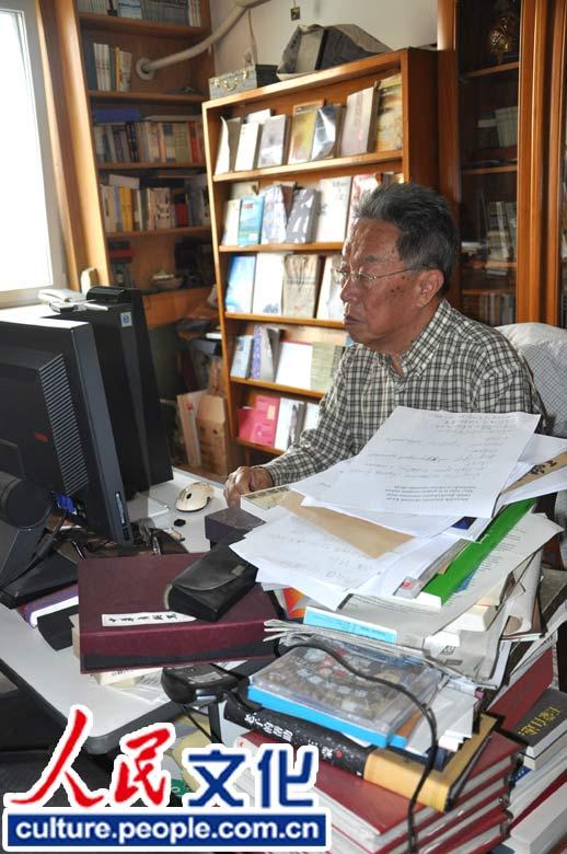"""王蒙推荐《我从新疆来》阅读让他""""看见世界"""""""