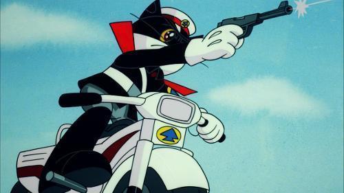 《黑猫警长》词曲作者去世回顾令人难忘的经典动画[图]