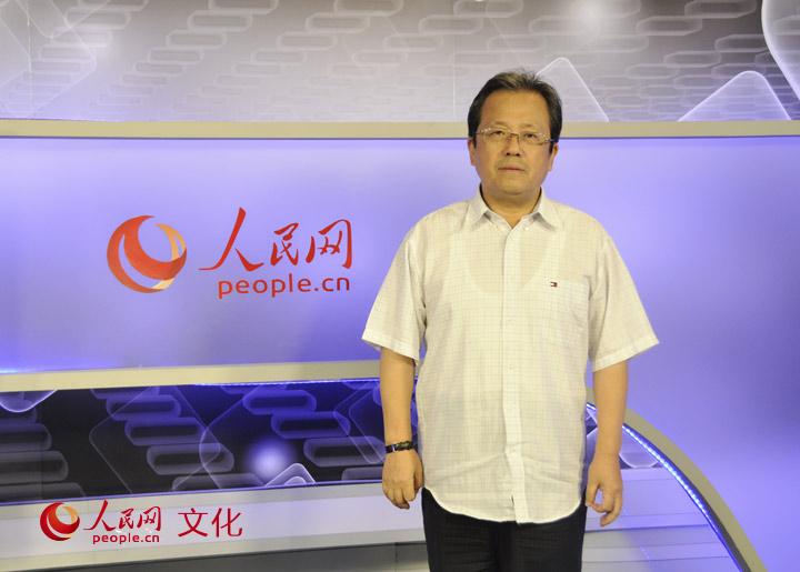 中国文联副主席冯远:深入生活贴近农民 创思想深邃之作