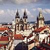 布拉格的文艺之美捷克首都布拉格,有着中欧的浪漫,中世纪的精致,波西米亚的小资情调以及散不去...