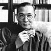 """林语堂逝世40周年他是现代文学巨擘,著作等身;他生活清净,想要""""一间舒服的书房"""",享尽人间欢喜..."""