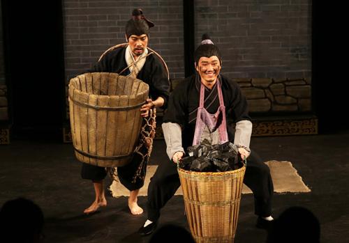 十一长假重温经典 中国儿艺上演五部优秀儿童剧