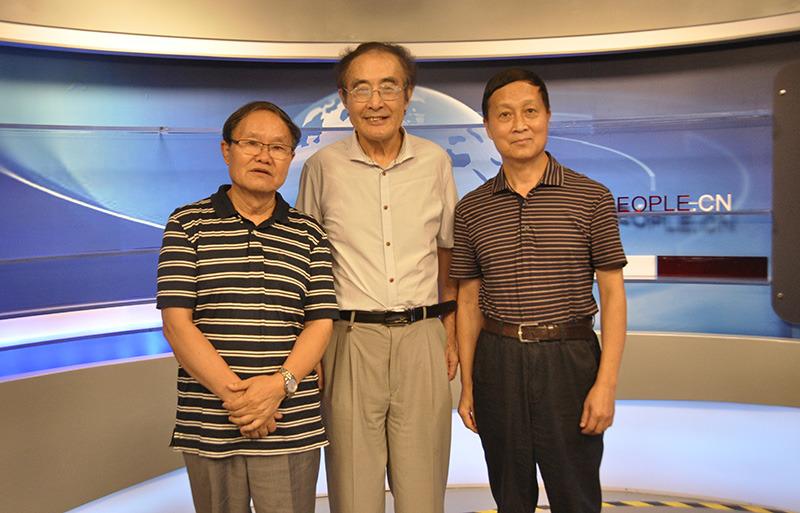 陆天明、黄传会、刘庆邦谈文学创新 用作品升华民族精神状态