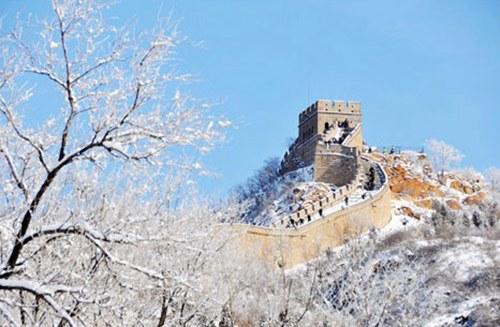 北京初雪如约而至赏故宫颐和园那些如诗般的雪景