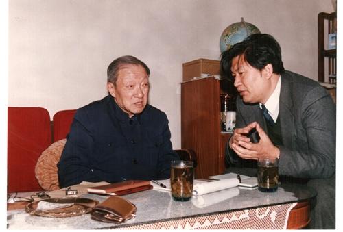 王兴东:将这深入生活,沉于生活的接力棒递到年轻人