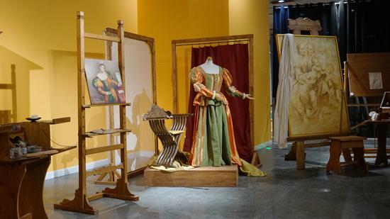 经典艺术再创造 对话·米开朗基罗艺术展举办