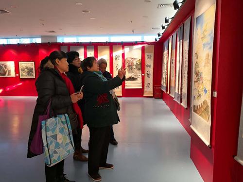 为推动京津冀文化的发展,展览将年初赴天津巡展
