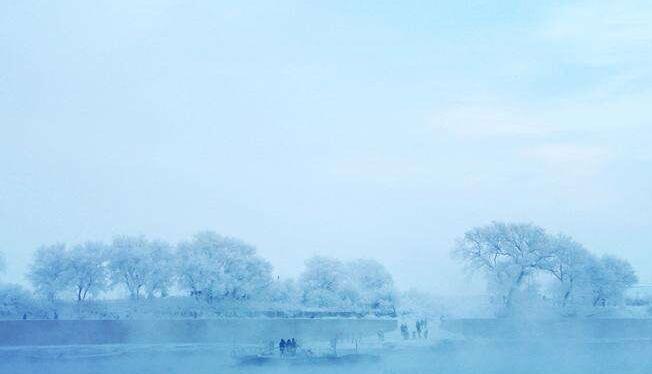小寒:东风吹雨小寒生