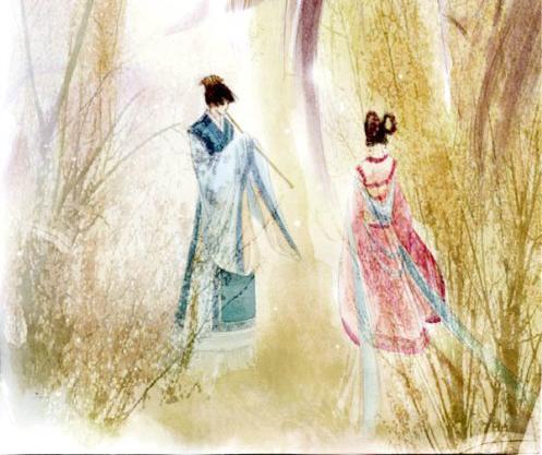 如果爱,请如《诗经》般热烈地爱