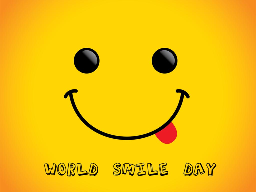 世界微笑日|诗的笑,画的笑:云的留痕 浪的柔波