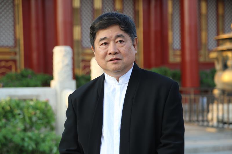 故宫博物院院长单霁翔:改革开放四十年,奋斗着,幸福着