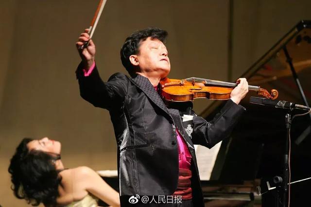 怀念小提琴家盛中国:一曲《梁祝》成绝响