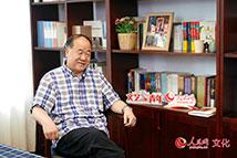 莫言:在世界文学中融入中国故事