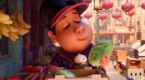 除了《包宝宝》,这些中国风动画也让奥斯卡评委动容