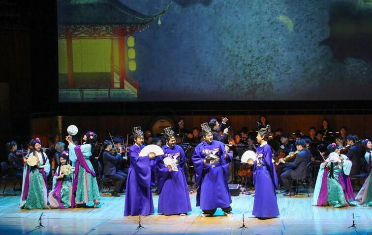 中国原创歌剧《汤显祖》音乐会在悉尼歌剧院上演