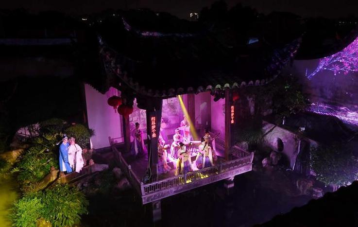 福州:在千年坊巷品味传统文化