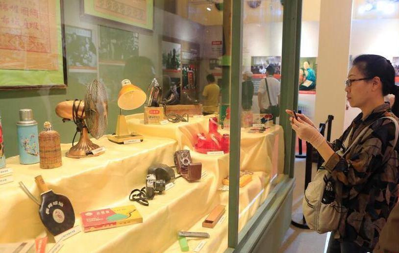 """""""庆祝上海解放70周年""""主题展览 回忆城市发展历程"""
