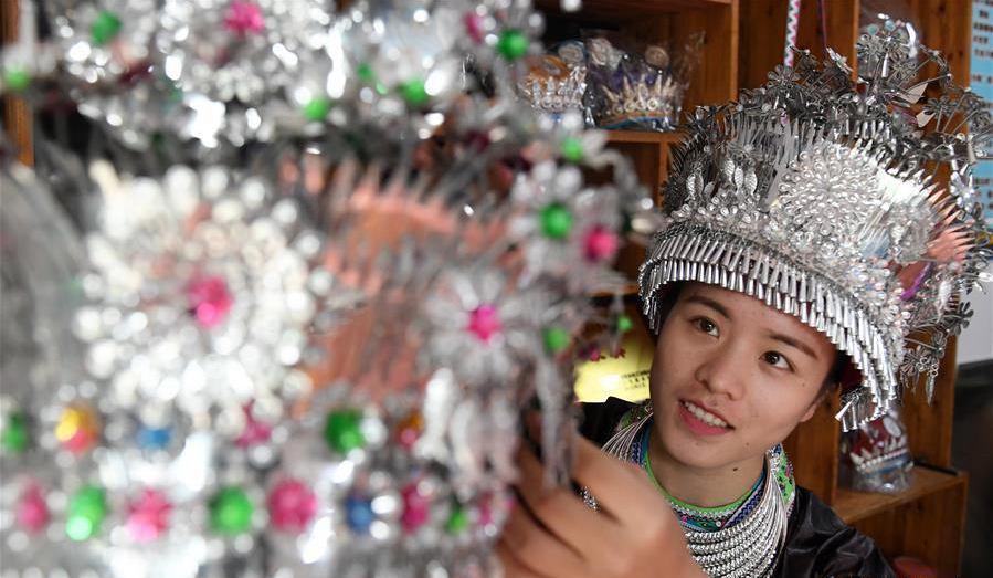 苗族銀飾:千錘百煉出瑰寶
