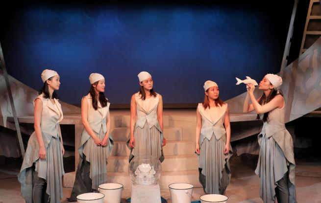 儿童剧《小美人鱼》首演 在爱与追求中收获圆满