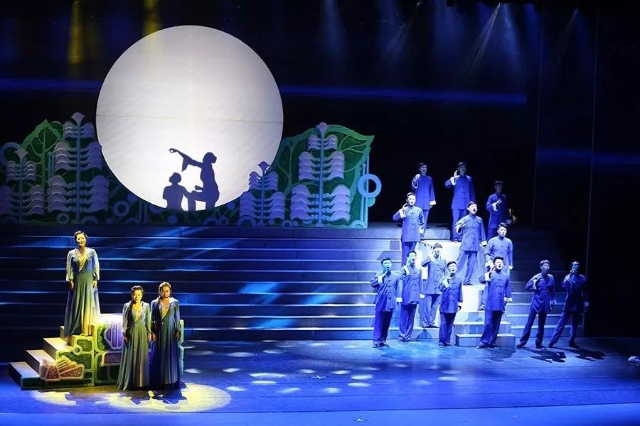 音乐舞蹈史诗《追梦》开启第三轮演出imf国际组织的简称