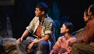 原创儿童话剧《小英雄雨来》在京首演