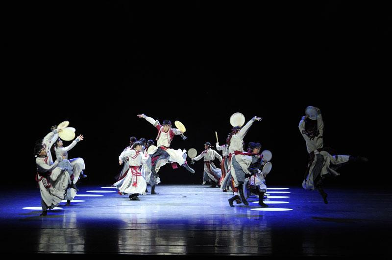 第十六届北京舞蹈大赛优秀作品展演举行