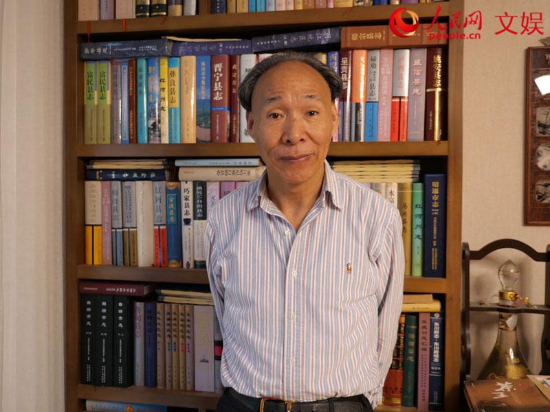 白庚胜:期待有更多的李子柒传播中国优秀文化电视剧暗警