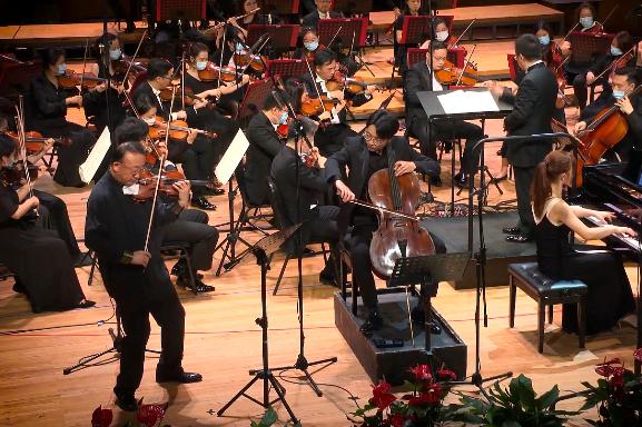 """纪念贝多芬诞辰250周年 中央歌剧院""""命运·云端交响音乐会""""上线"""