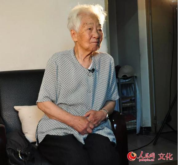 """痛别99岁于蓝""""江姐""""在观众心中永生"""