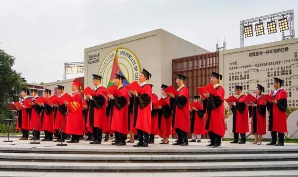 """今年的毕业季注定不同以往  希望""""后浪""""们开启人生新阶段的大门"""