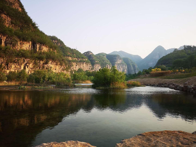 淇水河畔的黎明