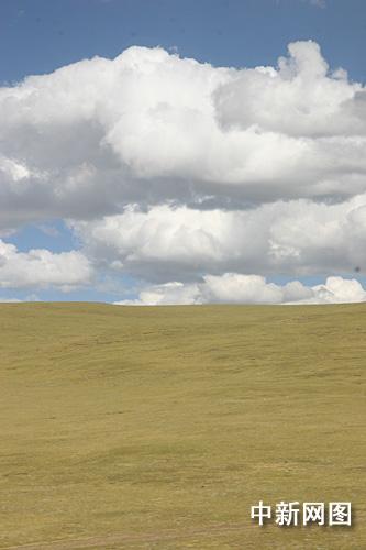青藏高原的诗句