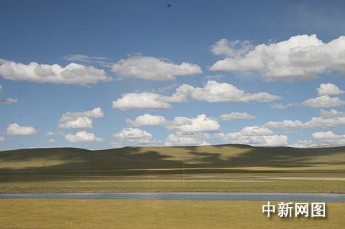 青藏高原春天的诗句