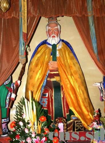 海内外后裔同祭姜太公诞辰3145年图片
