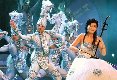 第九届亚洲艺术节开幕