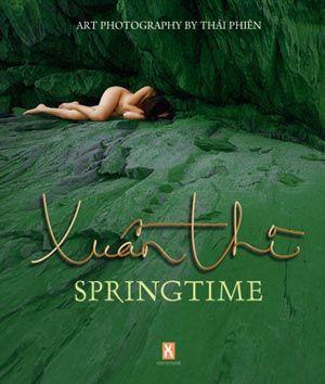 越南首次发行人体写真集《春》纯美的诱惑