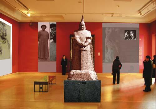 米开朗基罗雕塑小品