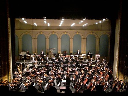 上海交响乐团及指挥介绍