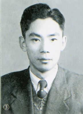 柏杨到台湾后的第一张照片,摄于1949年.-纪念柏杨 做一个美丽的中