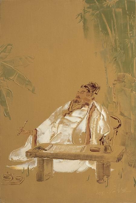 彭锋 美的魅力──刘文进具象油画的美学解读