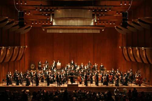 我爱你中国 国交中国经典作品音乐会