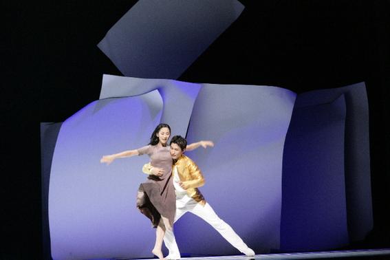 韩国芭蕾舞团《灰姑娘》