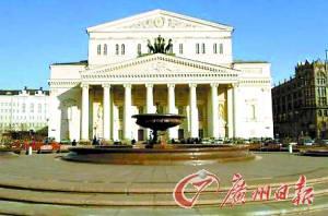 莫斯科建筑遗产濒临毁灭