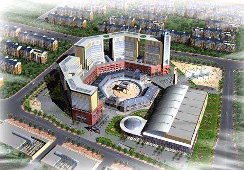 北京三间房动漫产业园