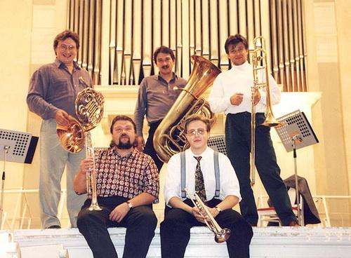 俄罗斯铜管五重奏