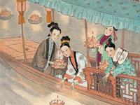 巴金/中国古代也有妇女节